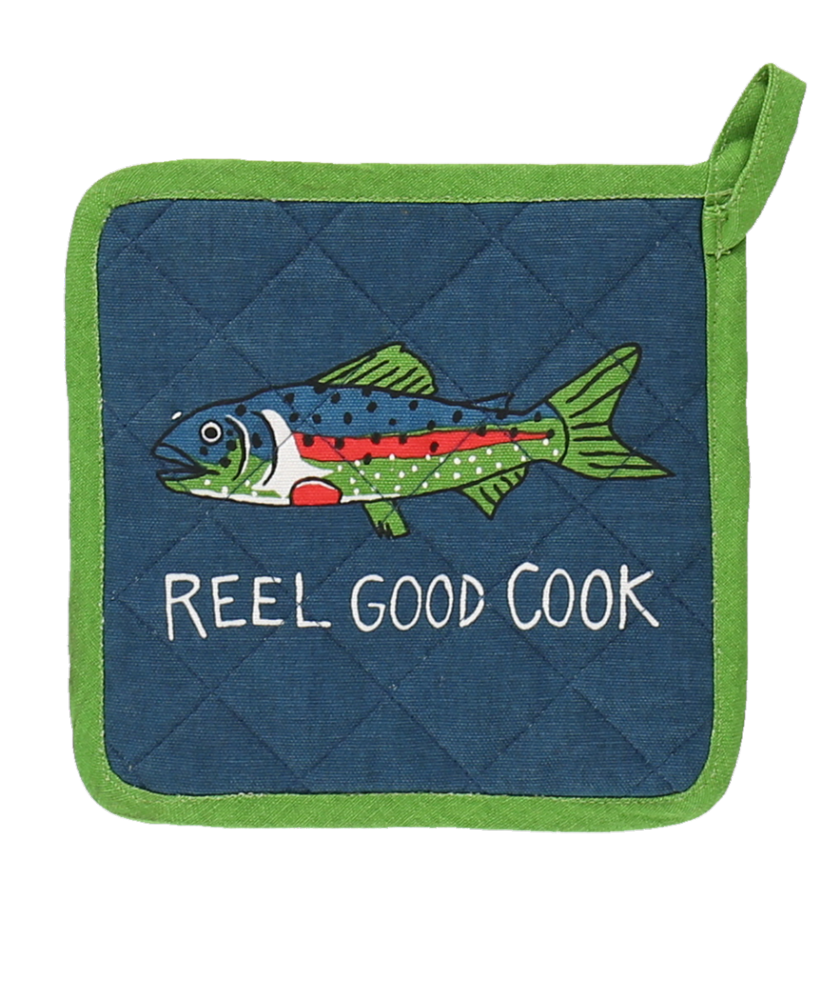 Reel Good Cook Pot Holder - Lazy One®